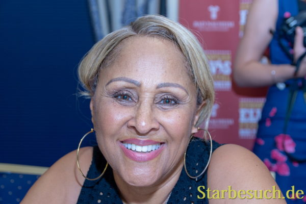 BAD NAUHEIM, GERMANY - August 19th 2018: Darlene Love at the 17th European Elvis Festival