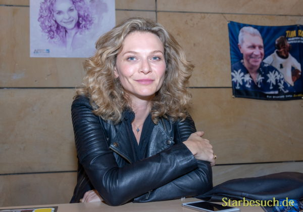 FUERTH, Germany - September 22nd 2018: Leeanna Walsman at Noris Force Con 5