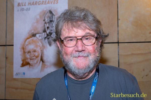 FUERTH, Germany - September 22nd 2018: Bill Hargreaves at Noris Force Con 5