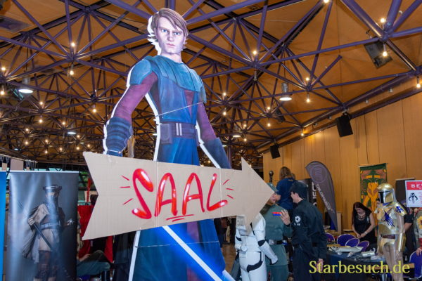 FUERTH, Germany - September 22nd 2018: impressions at Noris Force Con 5