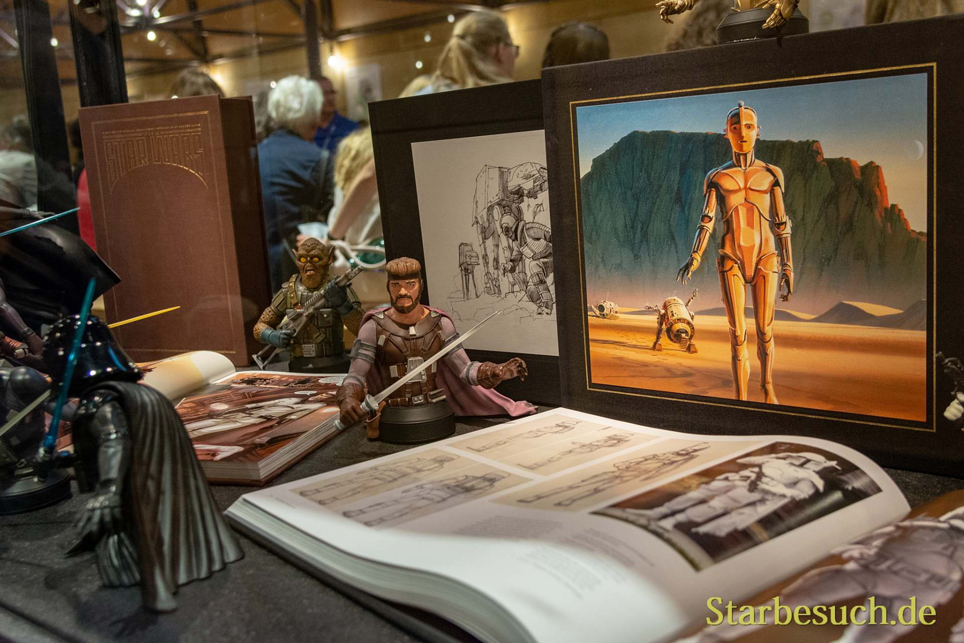 FUERTH, Germany - September 22nd 2018: Exhibition at Noris Force Con 5