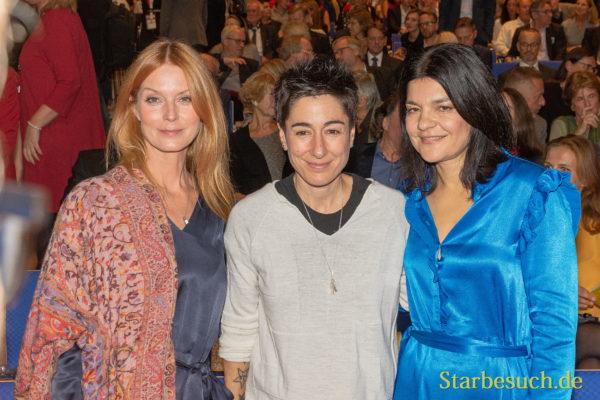 Esther Schweins, Dunja Hayali und Jasmin Tabatabai