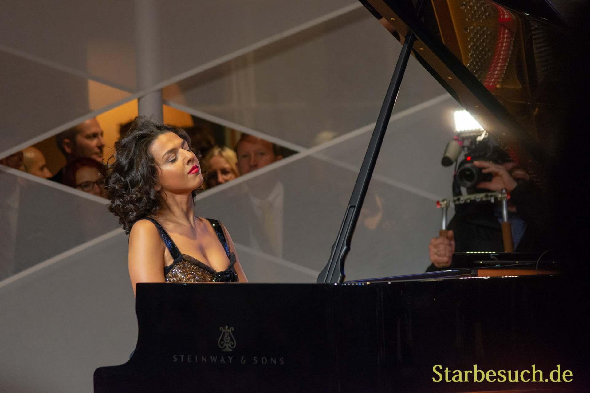 Khatia Buniatishvili, georgische Pianistin