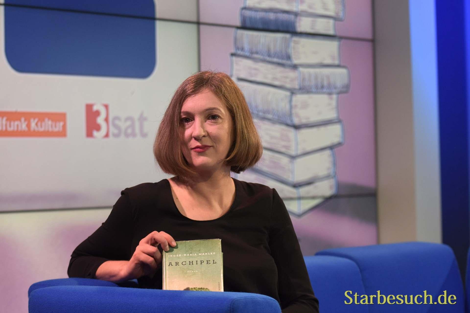 Inger-Maria Mahlke, Buchpreisträgerin 2018