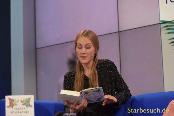 Verena Rossbacher, Autorin