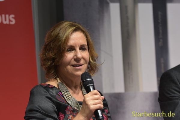 Rana Sabbagh, jordanische Journalistin
