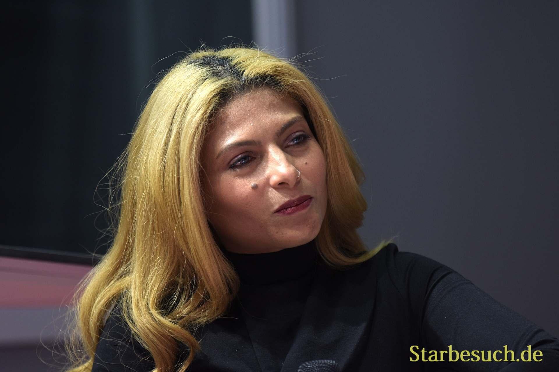 Ensaf Haidar, Frau des inhaftierten Journalisten Raif Badawi