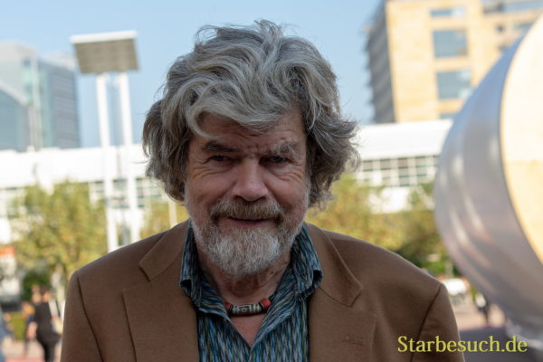Reinhold Messner, Bergsteiger und Abenteurer