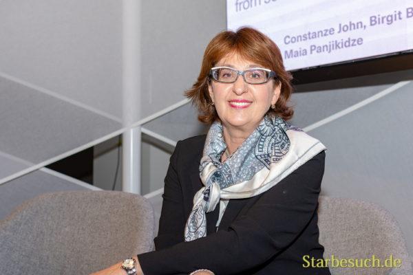 Maia Panjikidze, georgische Außenministerin 2012-2014