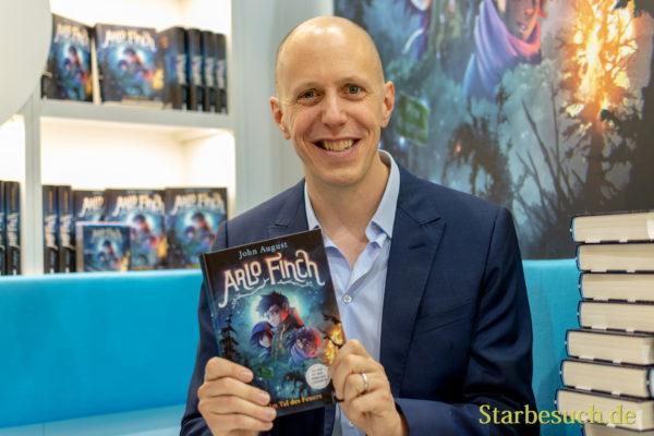 John August, amerikanischer Autor (Argo Finch) und Drehbuchautor (Big Fish ua)