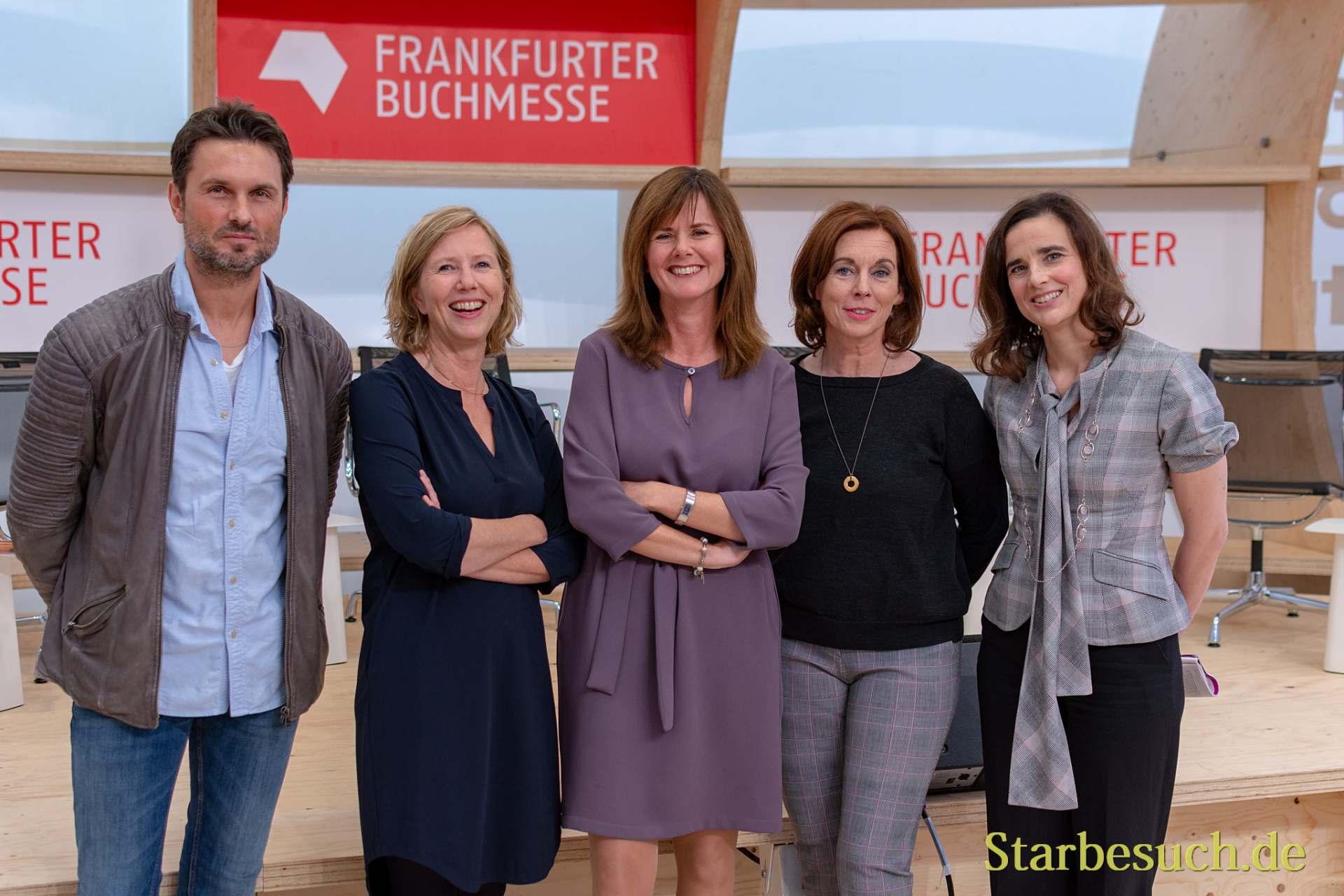 Simon Verhoeven, Petra Zieser, Kerstin Gleba, Britta Sandberg