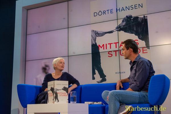Dörte Hansen, Autorin