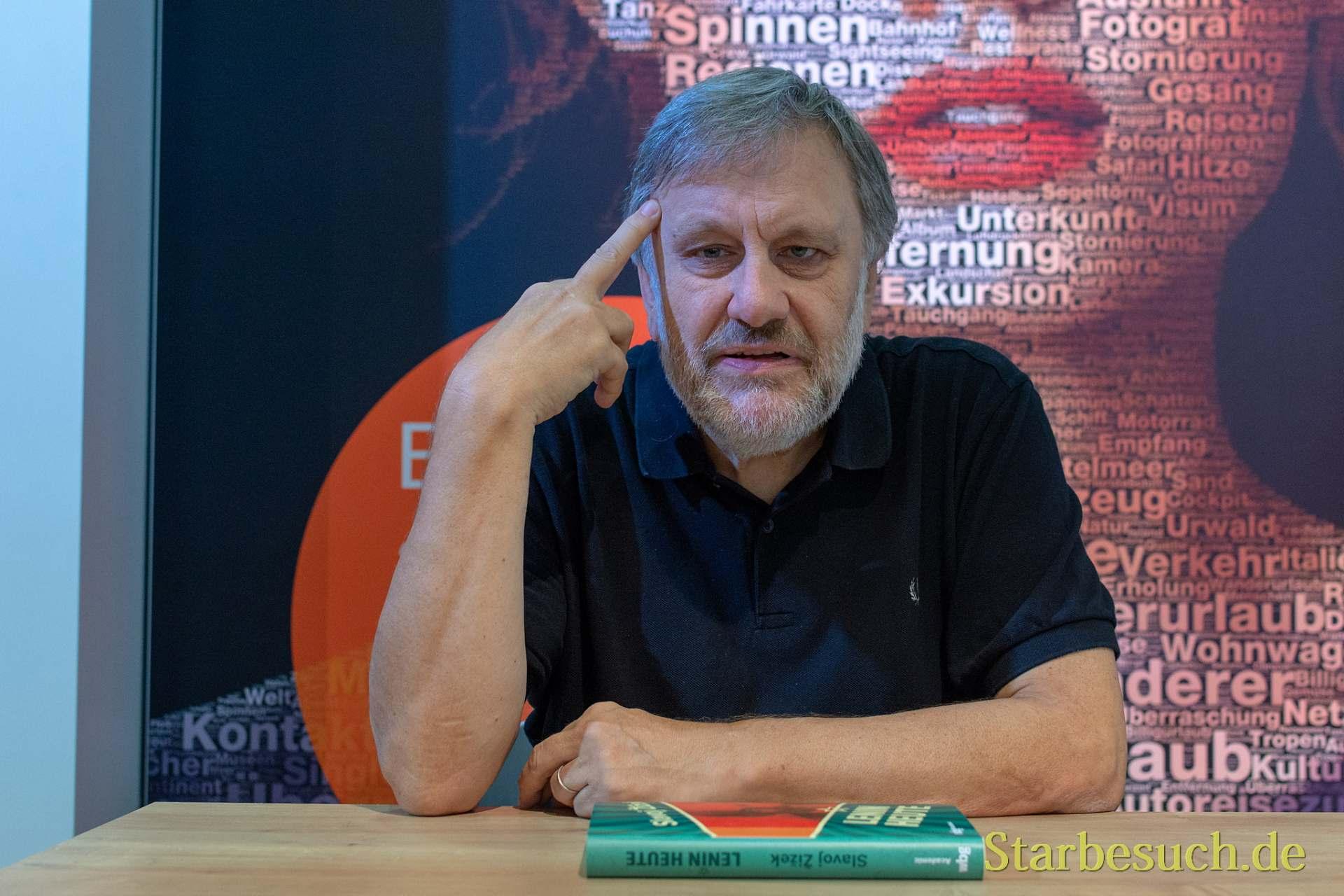 Slavoj Zizek, Autor
