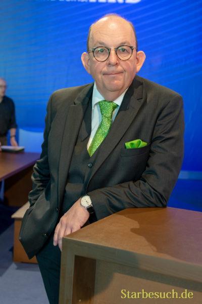 Denis Scheck, Buchexperte und Moderator