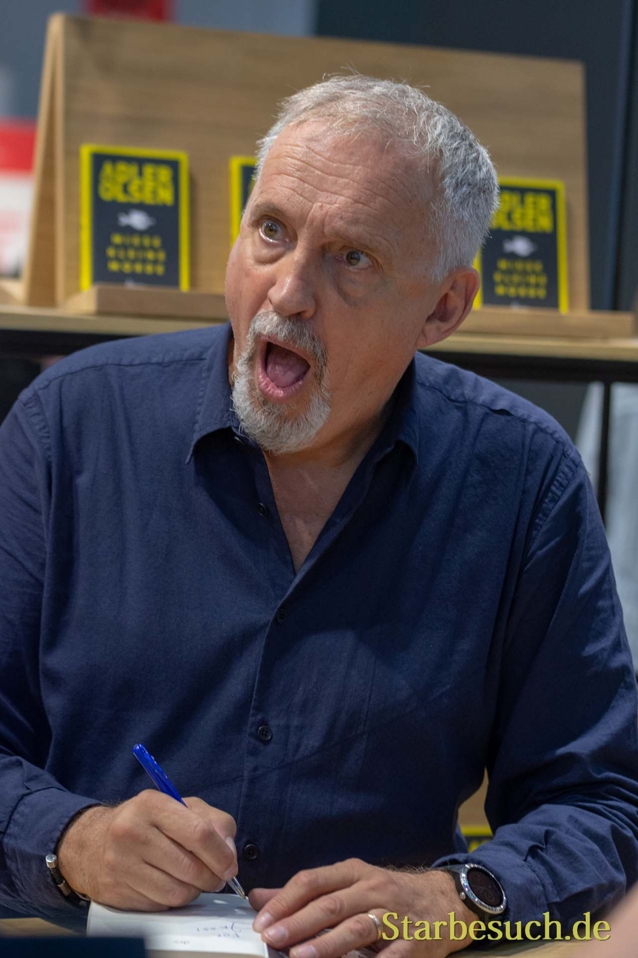 Jussi Adler-Olsen, Autor