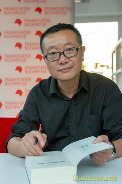 Cixin Liu, chinesischer Science-Fiction Autor
