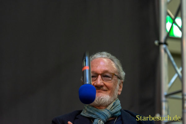 DORTMUND, GERMANY - November 3rd 2018: Robert Englund at Weekend of Hell 2018