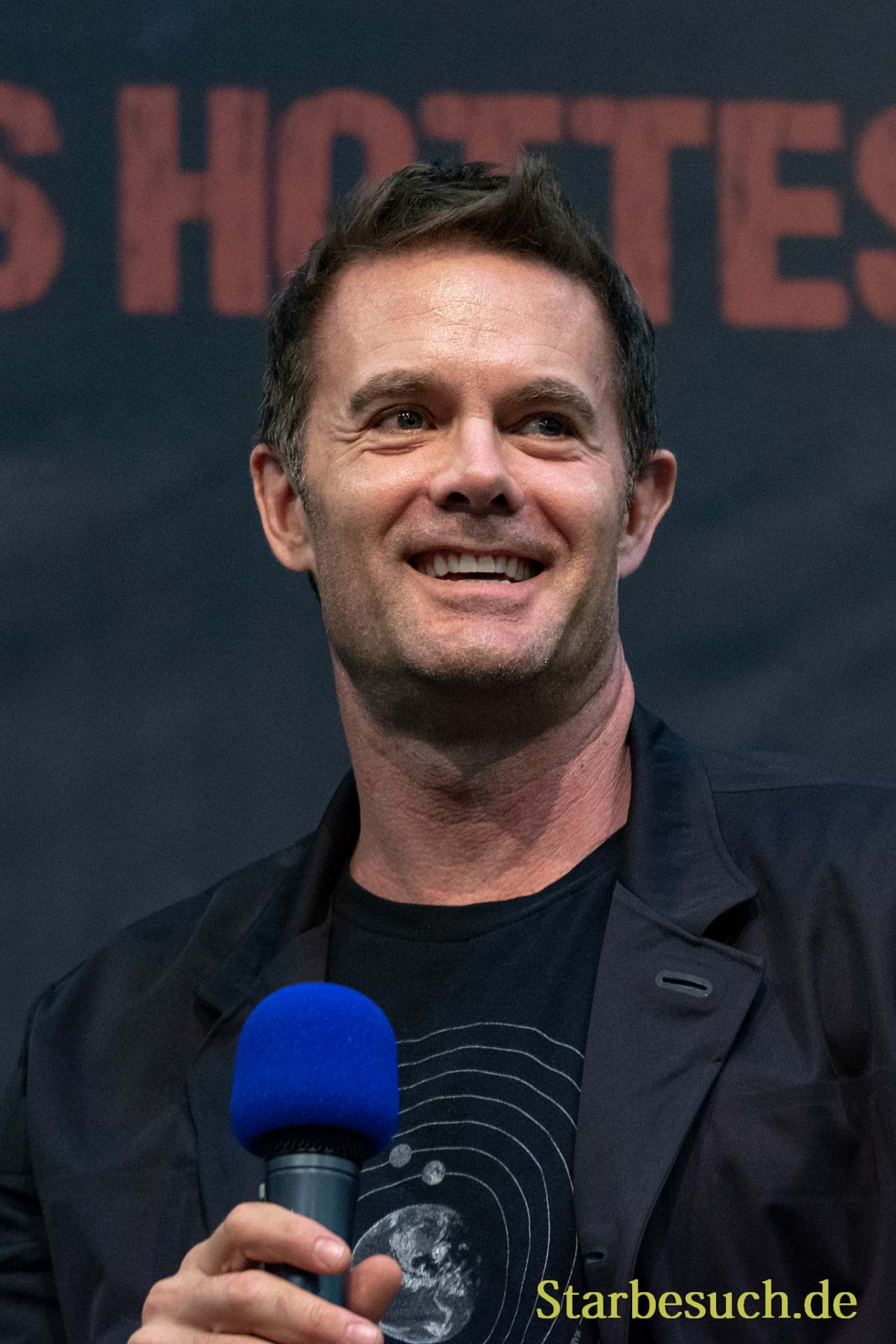 DORTMUND, GERMANY - November 3rd 2018: Garret Dillahunt at Weekend of Hell 2018