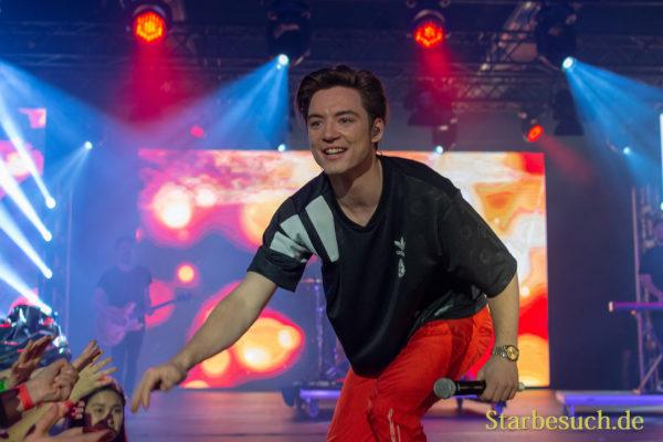 DORTMUND, Germany - December 1st 2018: Die Lochis at Nickelodeon Slimefest 2018