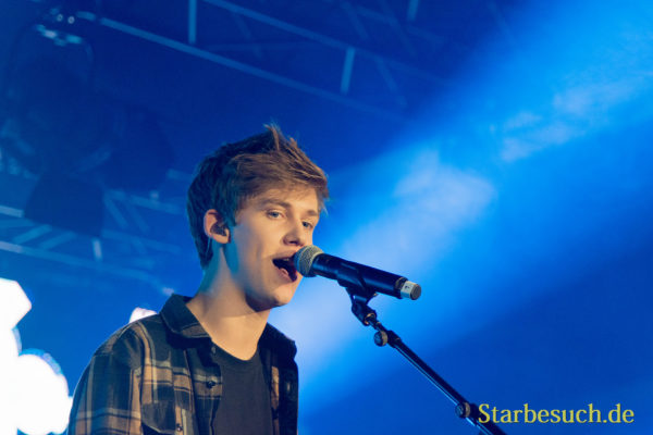 DORTMUND, Germany - December 1st 2018: Jannik Brunke at Nickelodeon Slimefest 2018