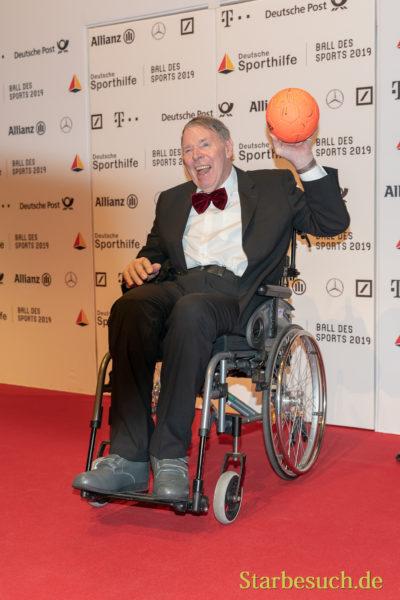 Joachim Deckarm, Ball des Sports 2019