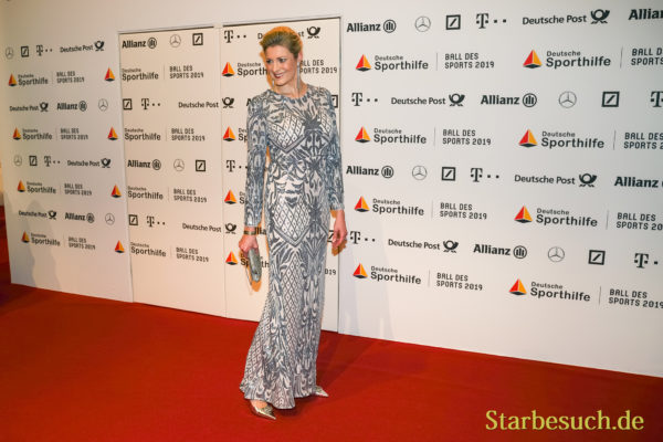 WIESBADEN, Germany - February 2nd, 2019:  Ball des Sports 2019