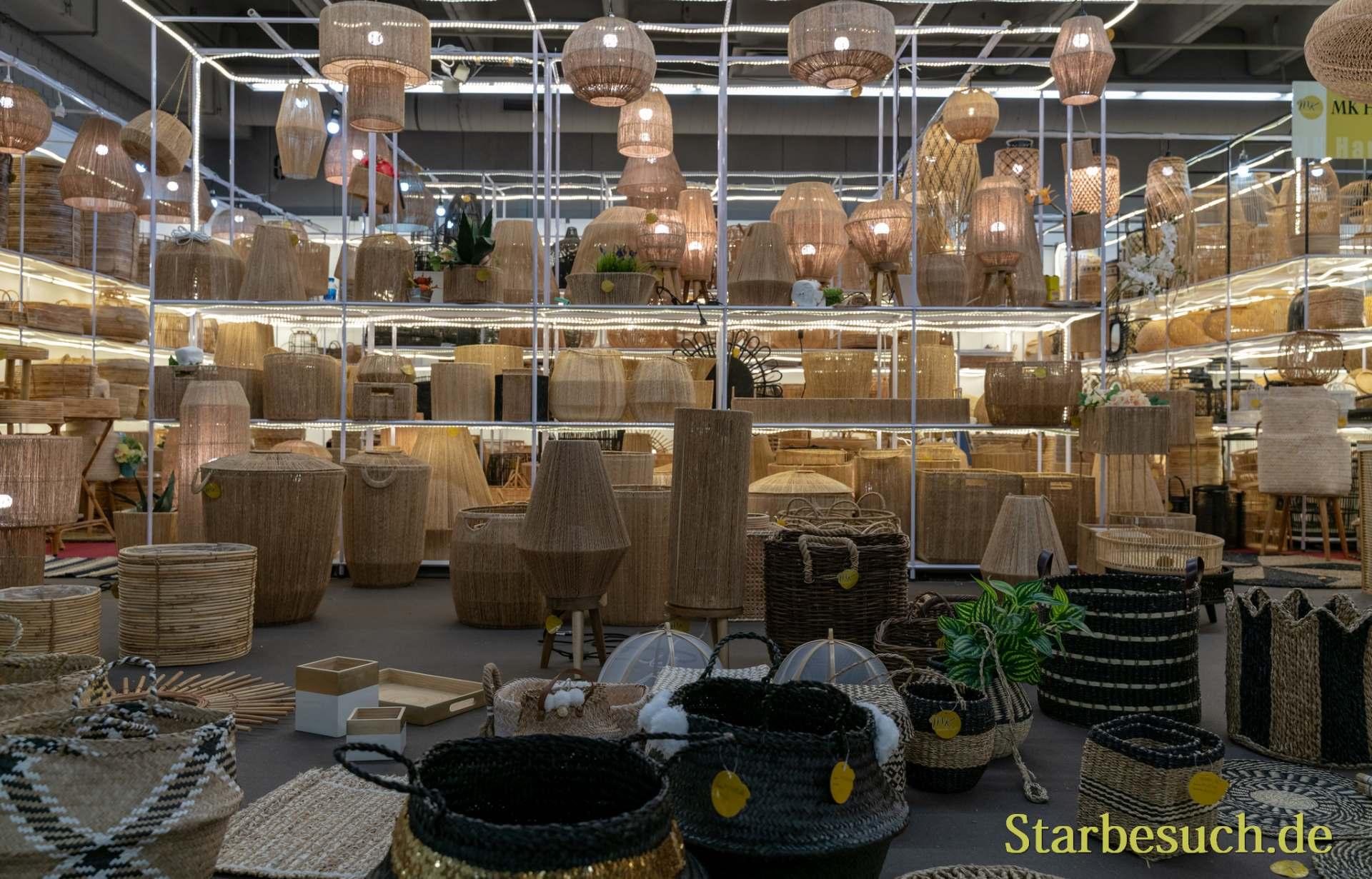 Impressionen der Ambiente: MK Handicraft