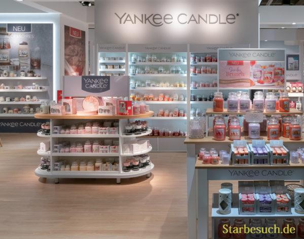 Impressionen der Ambiente: Yankee Candles