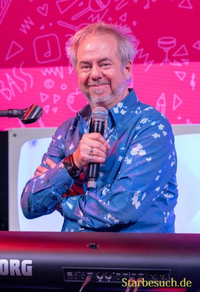 Musikmesse 2019 - Helmut Zerlett