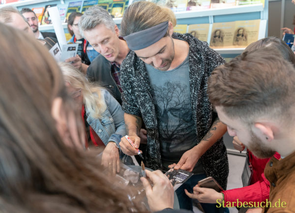 Musikmesse 2019 - David Garrett Meet & Greet
