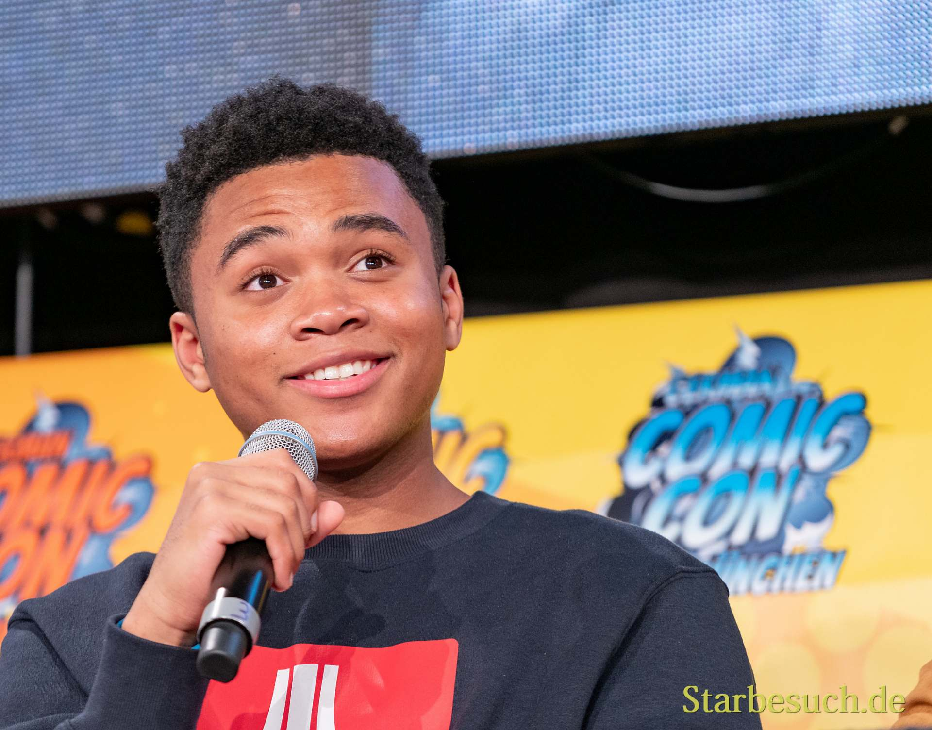 Chosen Jacobs - German Comic Con 2019