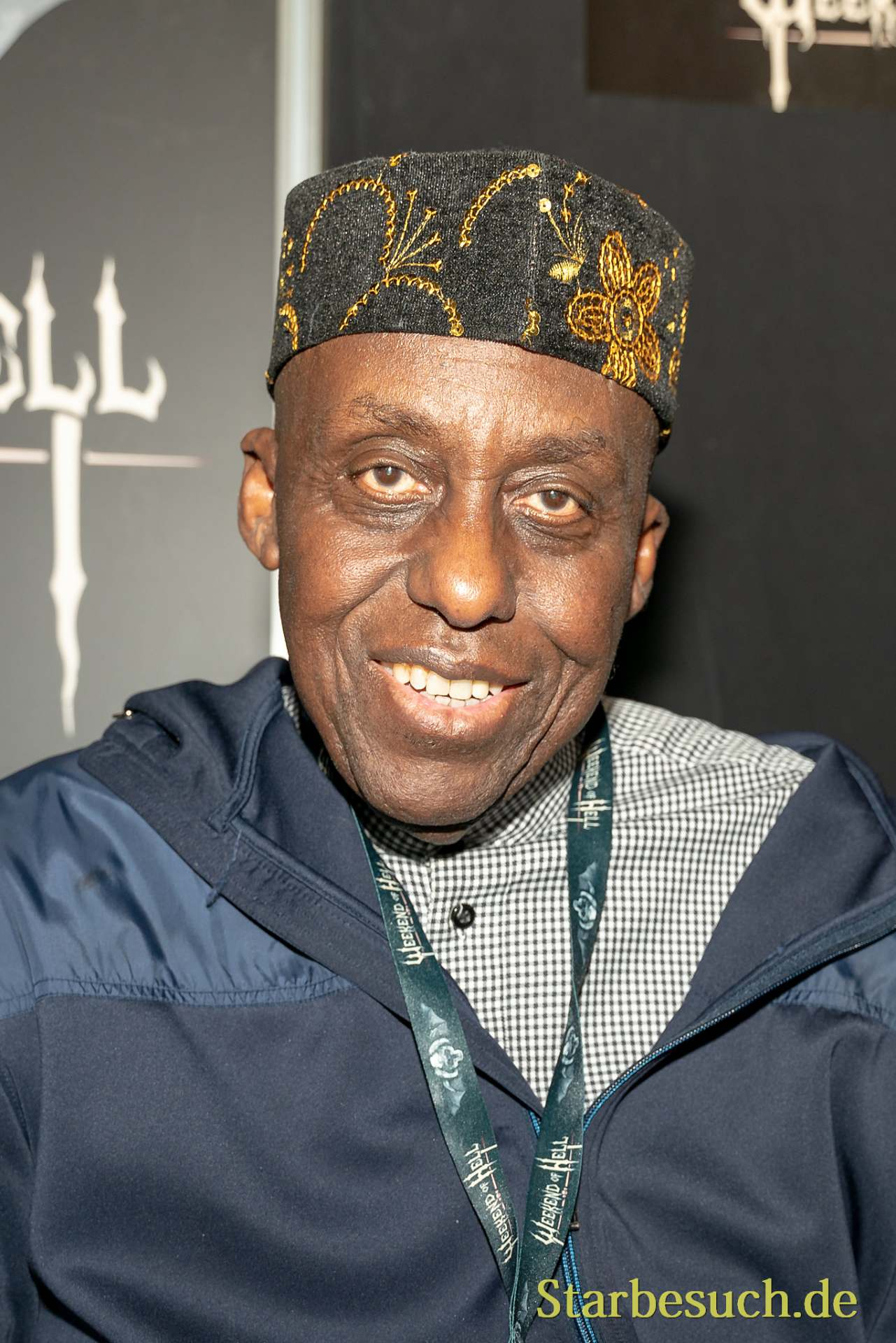 Bill Duke - German Comic Con 2019