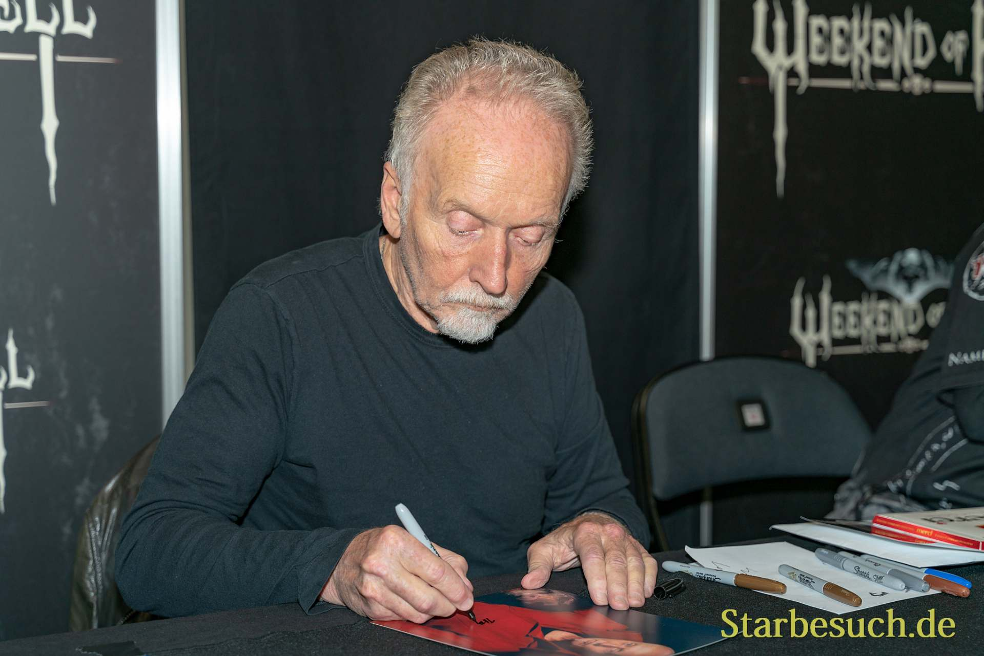Tobin Bell - German Comic Con 2019