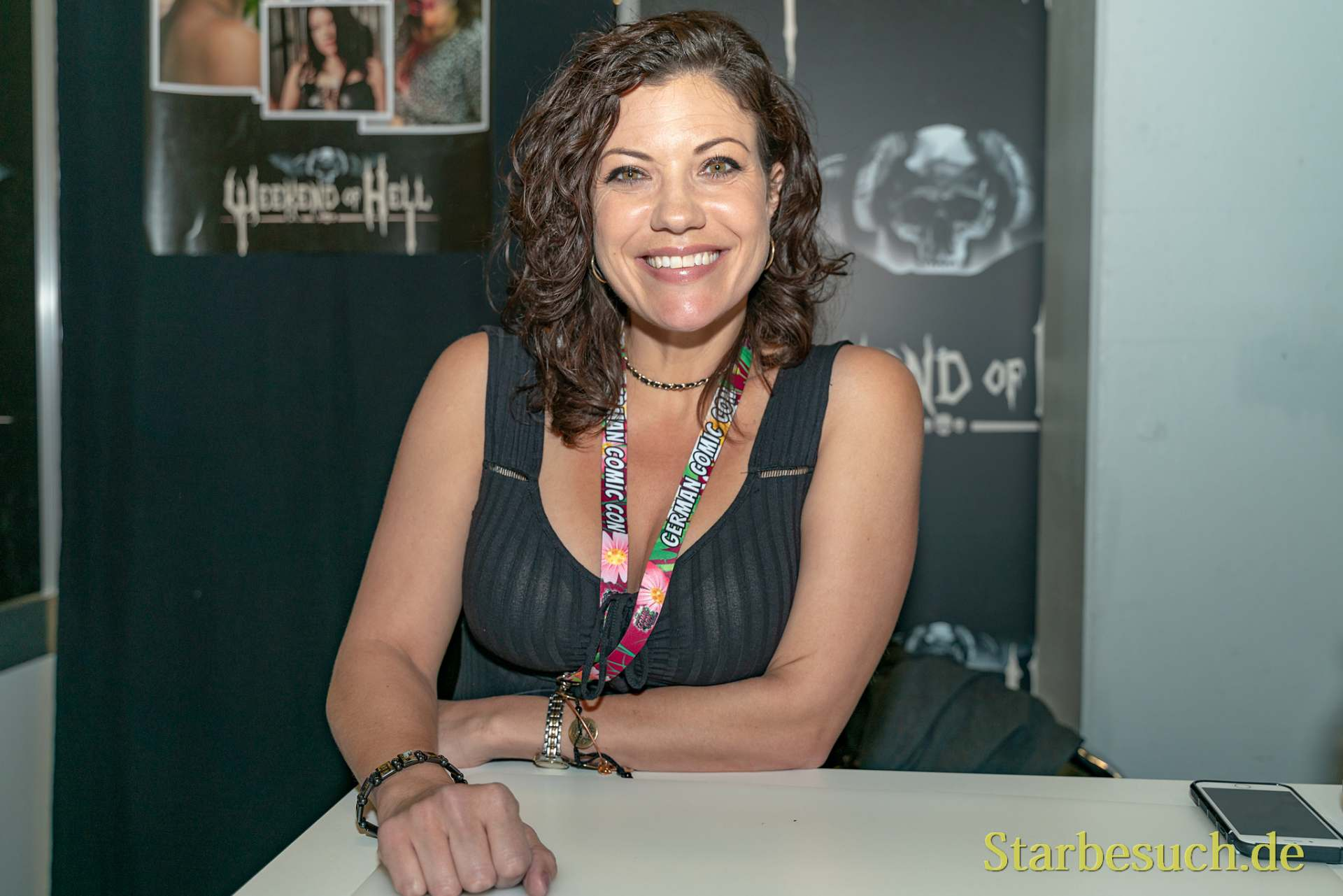 Tiffany Shepis - Weekend of Hell SE 2019