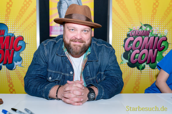 Drew Powell - German Comic Con 2019