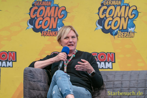 Denise Crosby - German Comic Con 2019