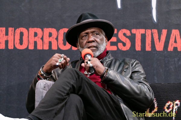 Richard Roundtree - Weekend of Hell SE 2019