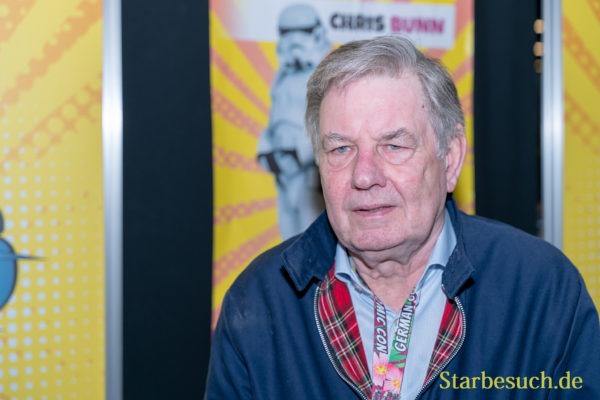 Chris Bunn - German Comic Con 2019