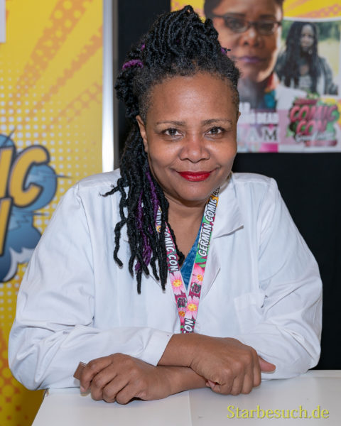 Tonya Pinkins - German Comic Con 2019