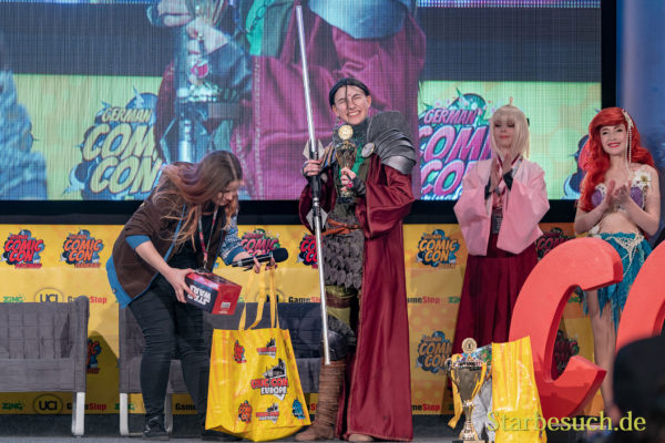 korribancosplay / Cosplay Contest - German Comic Con 2019