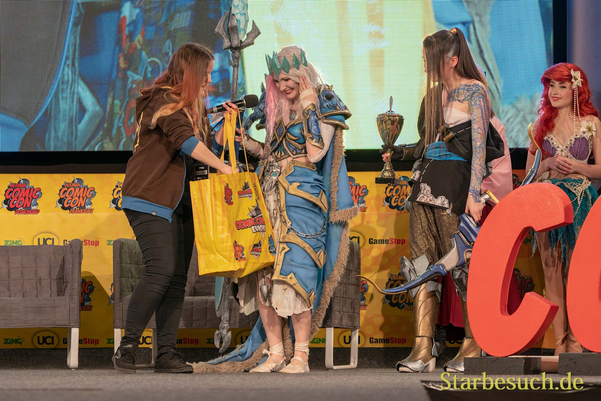 Cosplay Contest - German Comic Con 2019