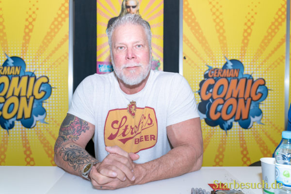 Kevin Nash - German Comic Con 2019