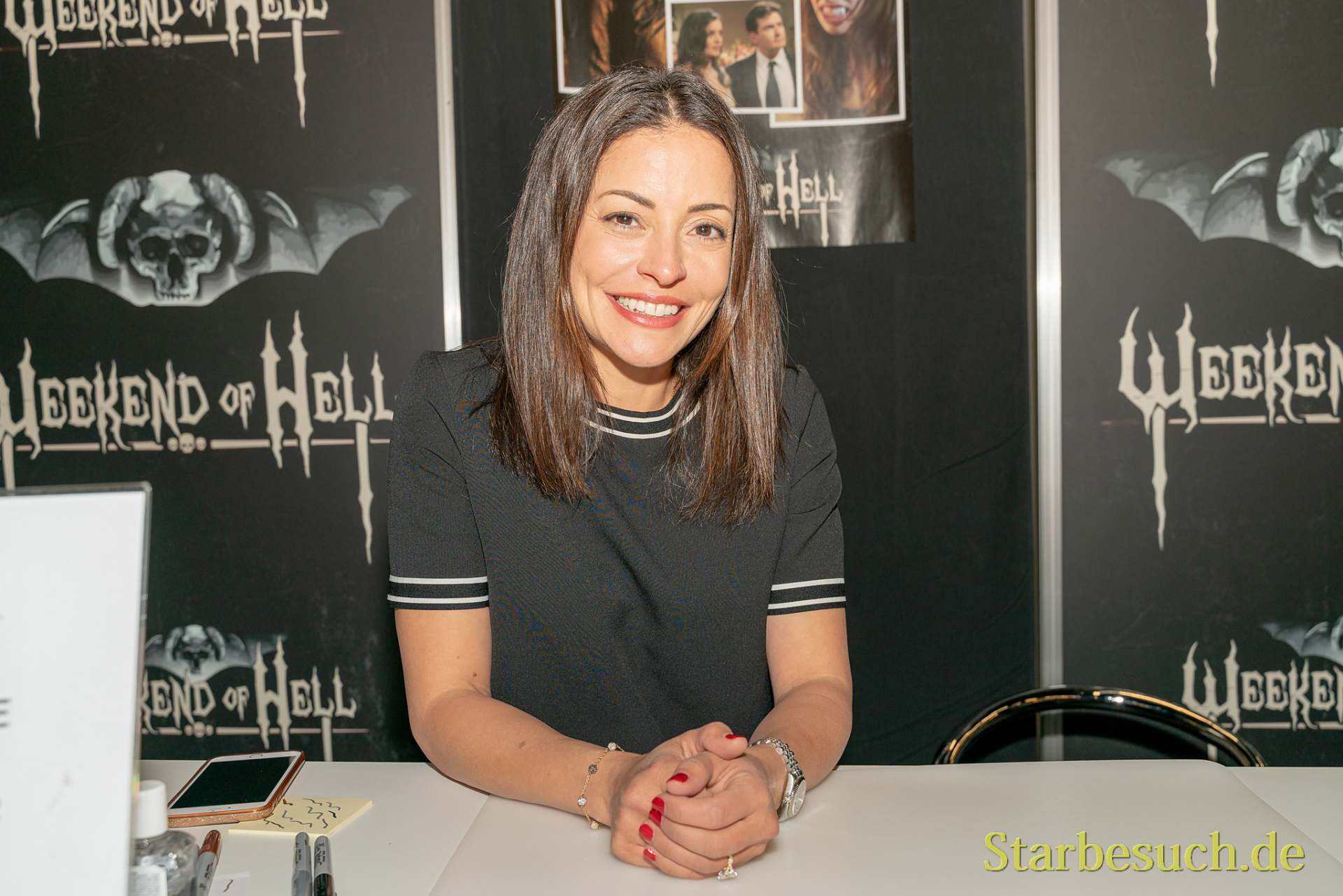 Emmanuelle Vaugier - Weekend of Hell SE 2019