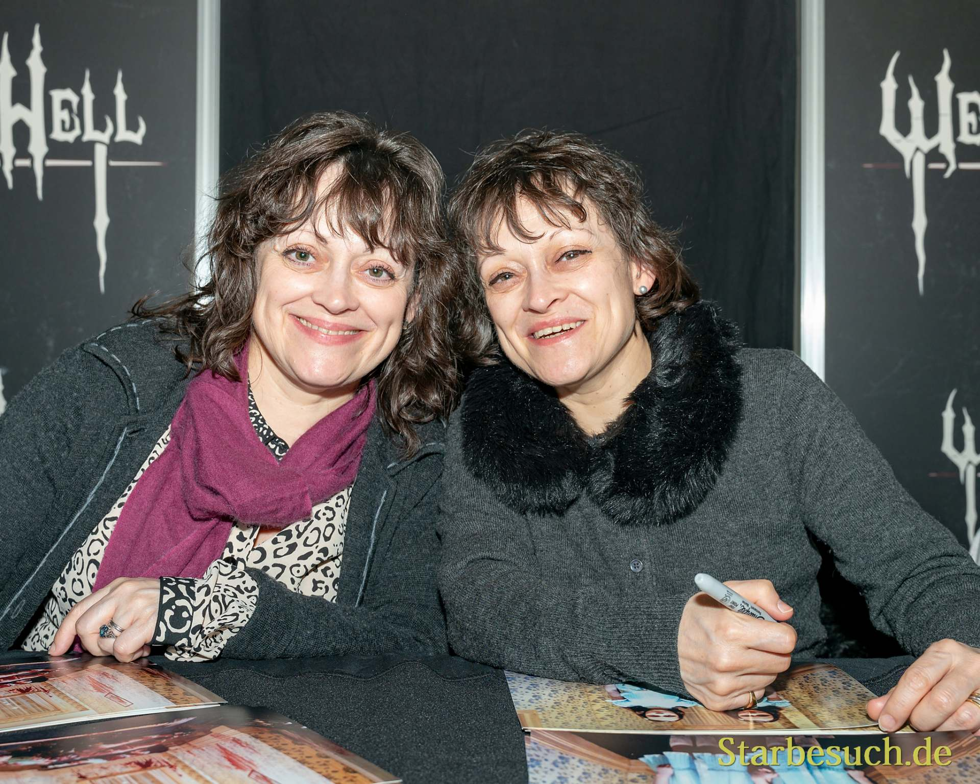 Shining Sisters - Lisa & Louise Burns - Weekend of Hell SE 2019