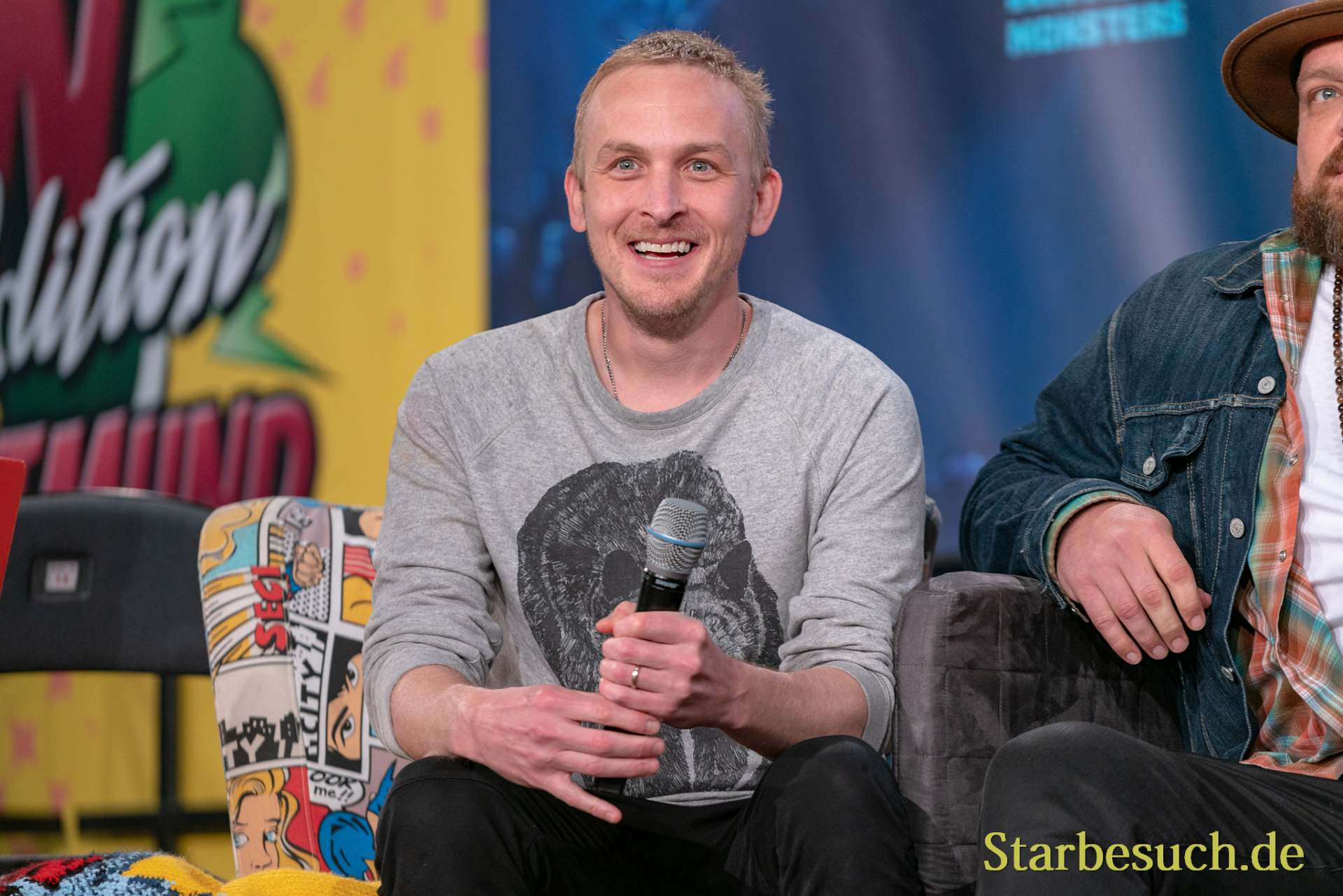 Gotham Panel - German Comic Con 2019
