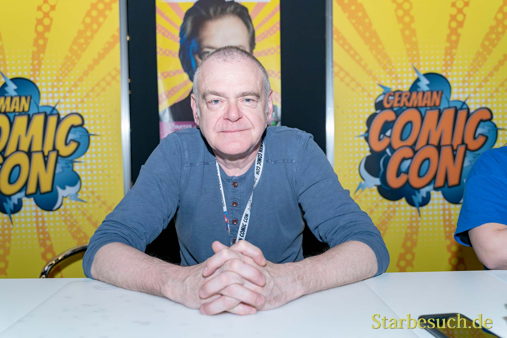 Kevin McNally - German Comic Con 2019