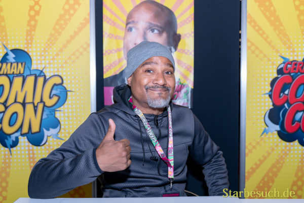Seth Gilliam - German Comic Con 2019