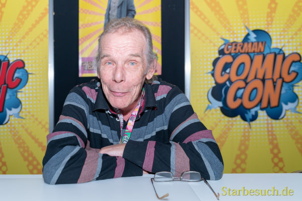 Christopher Fairbank - German Comic Con 2019