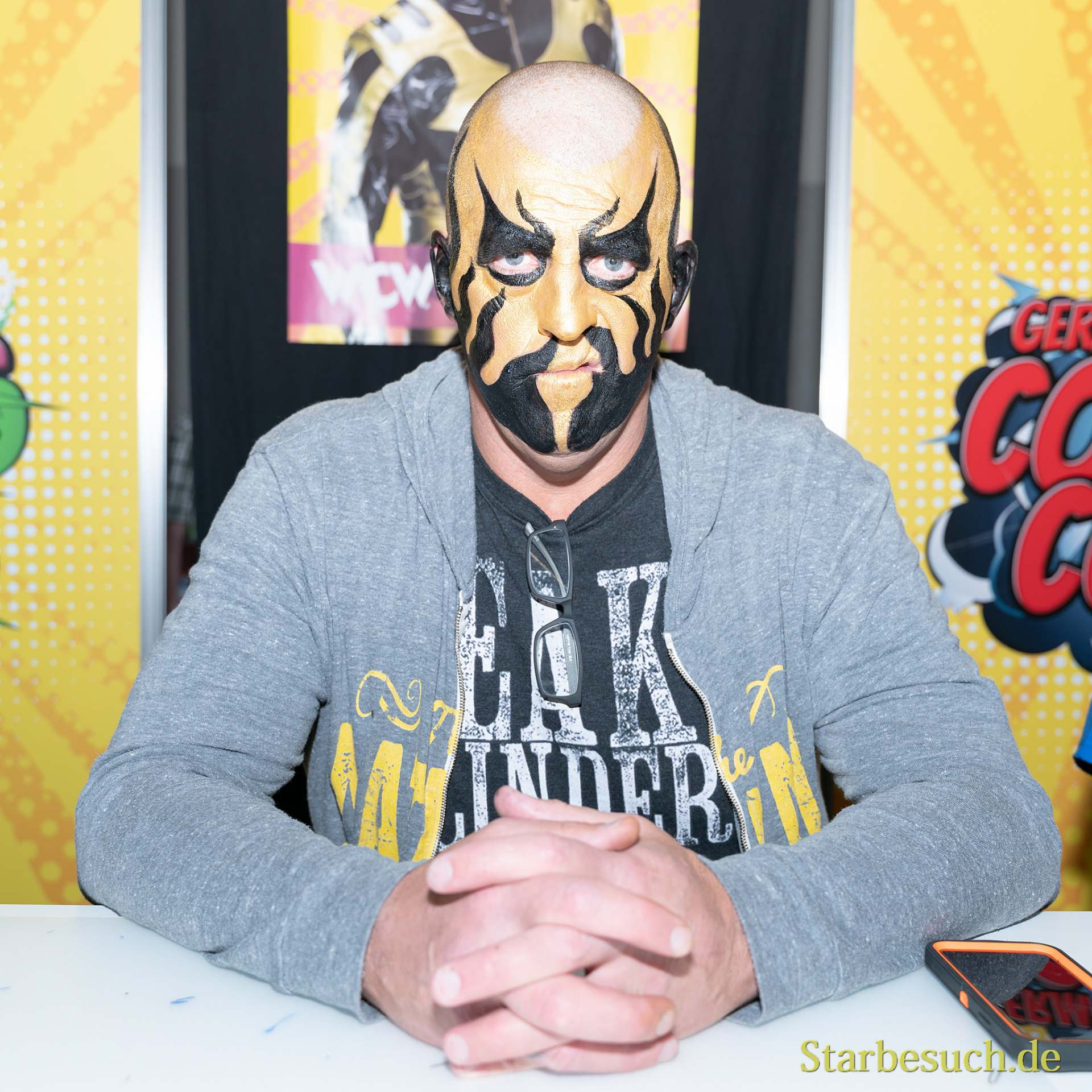 Dustin Rhodes aka Golddust - German Comic Con 2019