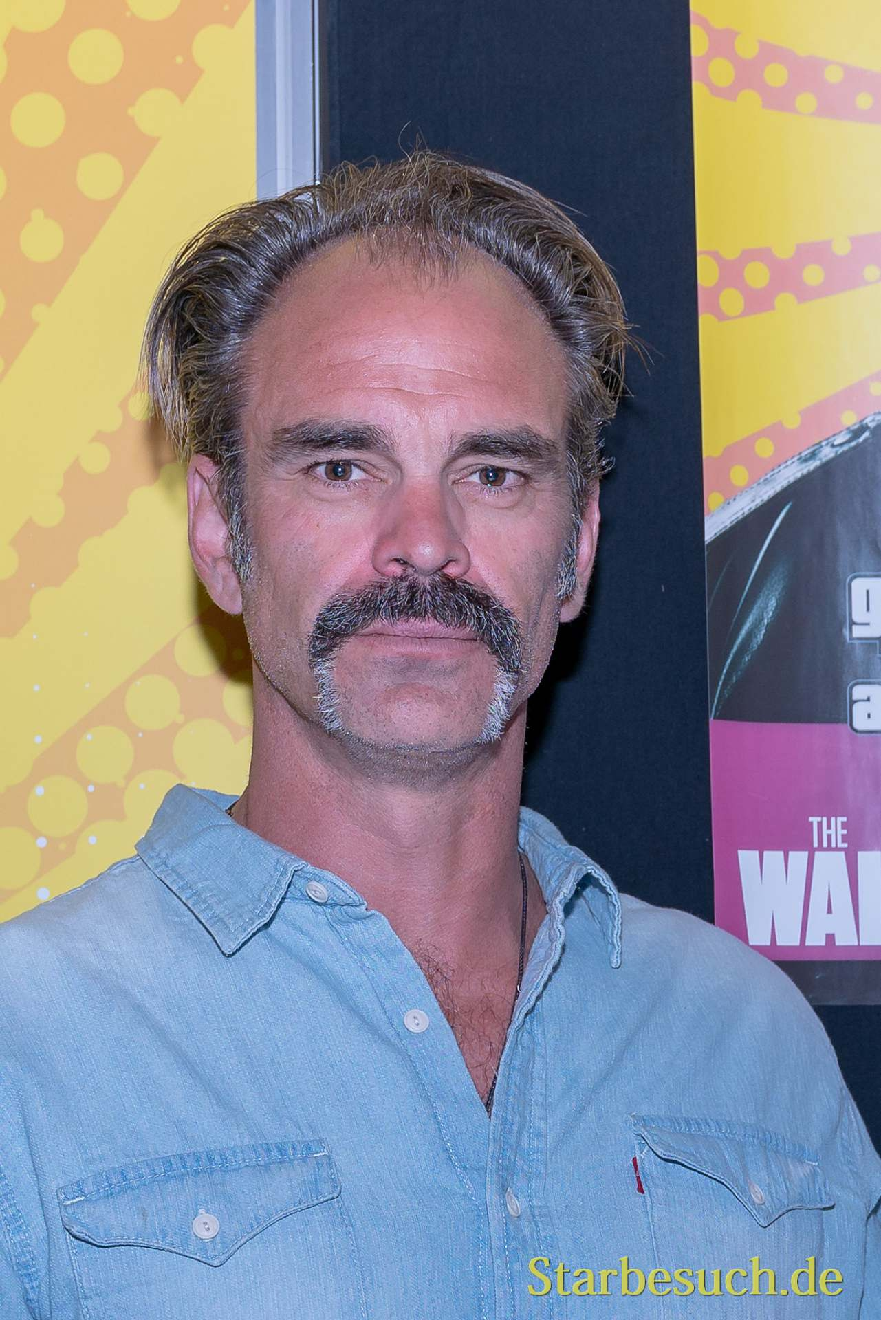 Steven Ogg - German Comic Con 2019